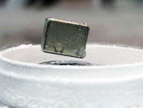 Baterie - diamantová kovadlina - XeF2 - fluorid xenonatý - ultra - baterie