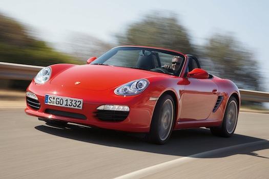 Porsche Boxster - elektromobil již brzy?