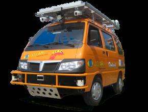 autonomní elektromobil VisLab