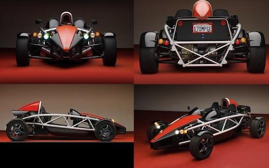 elektromobily - Wrighstpeed X1