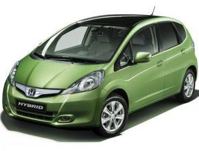 Hybridy - Honda Jazz Hybrid 2011