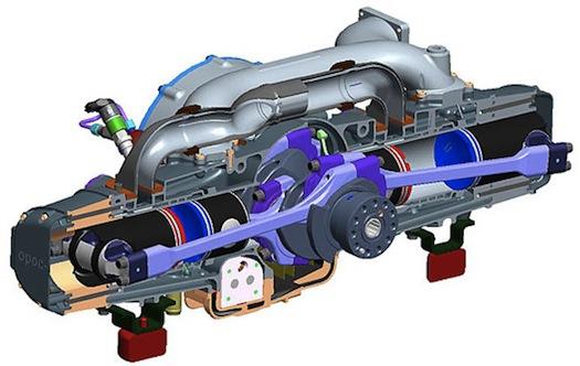 motory - OPOC EcoMotors