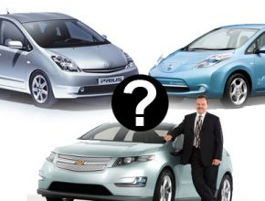 plug-in hybridy - elektromobily