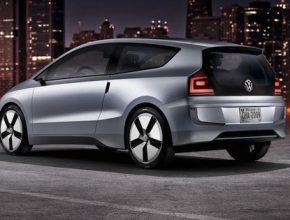 Volkswagen Up Lite diesel hybrid