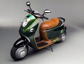 elektroskútr Mini Scooter E