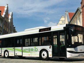 autobusy - Solaris Urbino 12 Hybrid