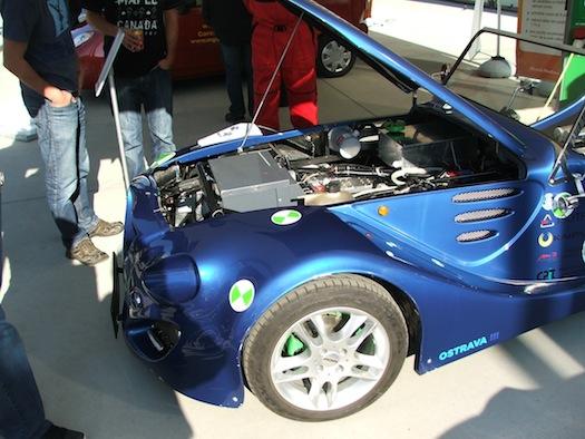 elektromobily - Kaipan Voltage