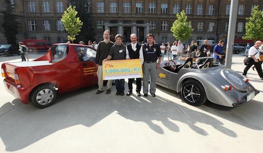 elektromobily - Solarex EHR 10 ElectricMotion.cz