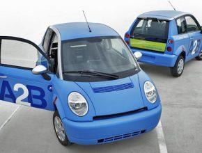 Elektromobily - Think City - Helsinki EV Motor Show