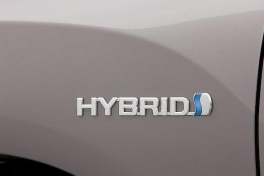 hybridy - 2011 Toyota Highlander Hybrid