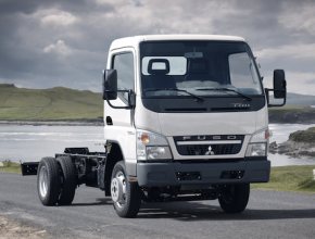 nákladní auta - Daimler Mitsubishi Fuso Canter Eco Hybrid