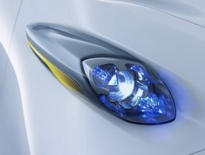 Nissan Townpod elektromobil