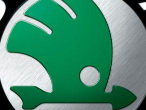 Škoda Auto logo znak okřídlený šíp