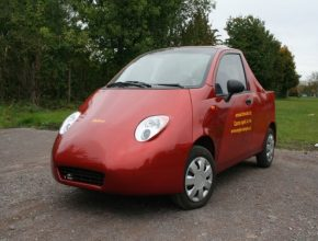 elektromobil Solarex