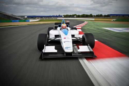 elektrická formule Formulec EF01