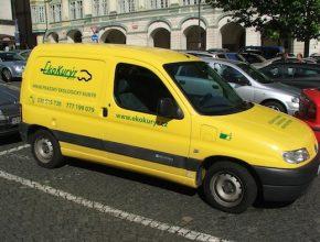 elektromobily - Ekokurýr Praha