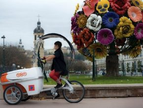 elektromobily - elektro-tricykl TNT Paříž