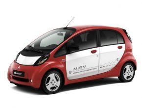 elektromobily - Mitsubishi iMiEV evropská verze
