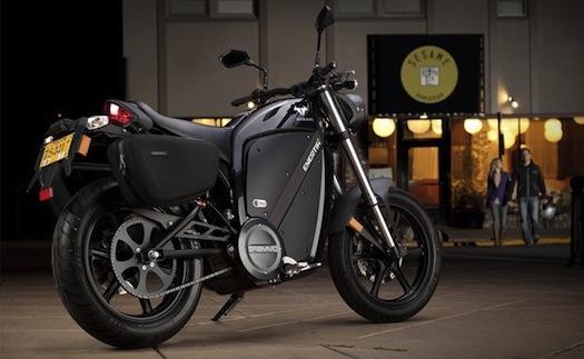 elektromotocykly Brammo Enertia Plus