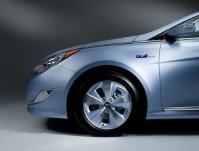 hybridní auta - Hyundai Sonata Hybrid