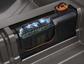 hybridy - Chevrolet Volt - baterie