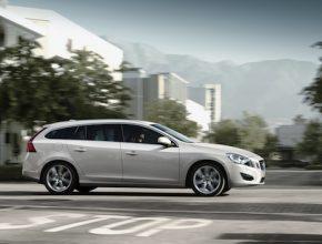 Volvo V60 plug-in hybrid - takhle nějak bude vypadat