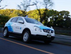 elektromobily - Better Place - výměna baterií taxi