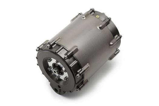 elektromotocykly MissionEVT elektromotor