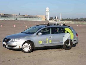 robotická auta - inteligentní automobil MadeinGermany