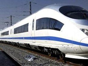 rychlovlaky - vysokorychlostní vlaky Čína