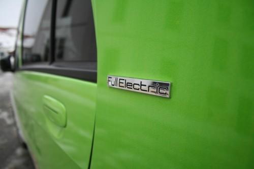test elektromobilu Peugeot iOn