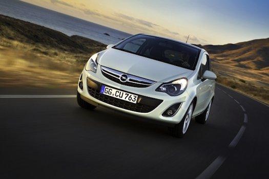 auta Opel Corsa ecoFLEX
