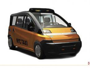 auto Karsan V1 Taxi