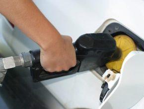 ceny pohonných hmot čerpací stanice benzin nafta