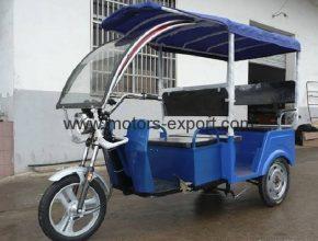 elektrické vozíky - elektrická rikša/tříkolka