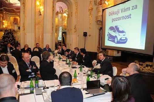 elektromobilita - e-mobility workshop Conpro