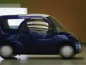 elektromobily Bolloré Bluecar Autolib Francie Paříž