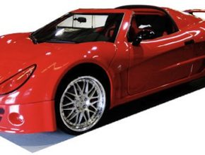 elektromobily Li-Ion Motors Inizion elektrický supersport