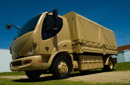 elektromobily - nákladní auta Smith Electric Vehicles Newton