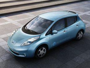 elektromobily Nissan Leaf