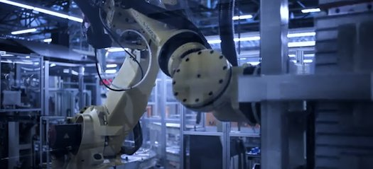 elektromobily Nissan Leaf - výroba proces baterie
