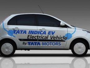 elektromobily Tata Indica Vista EV Británie Anglie