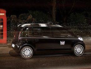 elektromobily Volkswagen London Taxi koncept