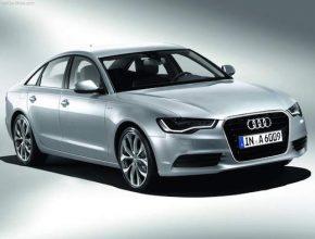 hybridní auta - Audi A6 Hybrid