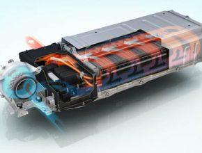 hybridy Toyota Prius NiMH baterie