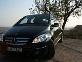 Mercedes-Benz B 180 NGT