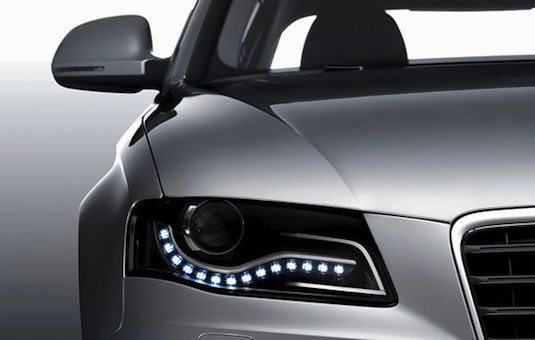 Audi LED světla