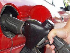 ceny benzinu tankování pumpa