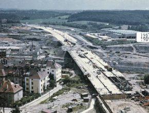 dálnice - budování dálnice Česká republika