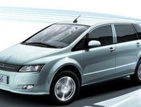 elektromobily BYD E6